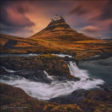 At The Foot Of Kirkjufell