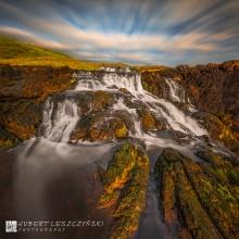 Dunseverick Waterfall IV