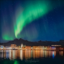 Aurora Over Svolvaer