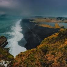 Edge Of Door Hill Island